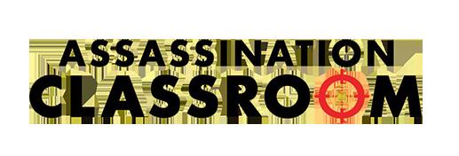 Ansatsu Kyoushitsu (Assassination Classroom) Logo-assassination