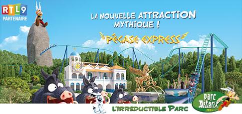 asterix pegase express