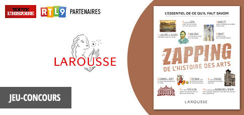 LAROUSSE - ZAPPING HIST DE L'ART