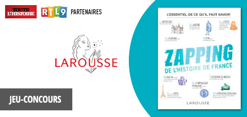 LAROUSSE - ZAPPING HIST DE FRANCE